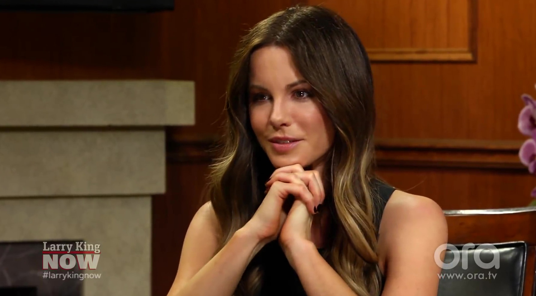 Larry King | 'If You Only Knew': Kate Beckinsale