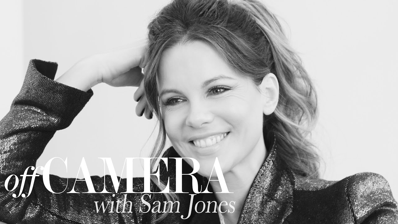 Off Camera with Kate Beckinsale
