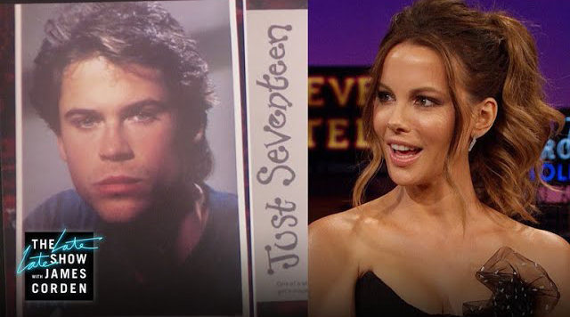 Kate Beckinsale Made Her Move on Rob Lowe Long Ago