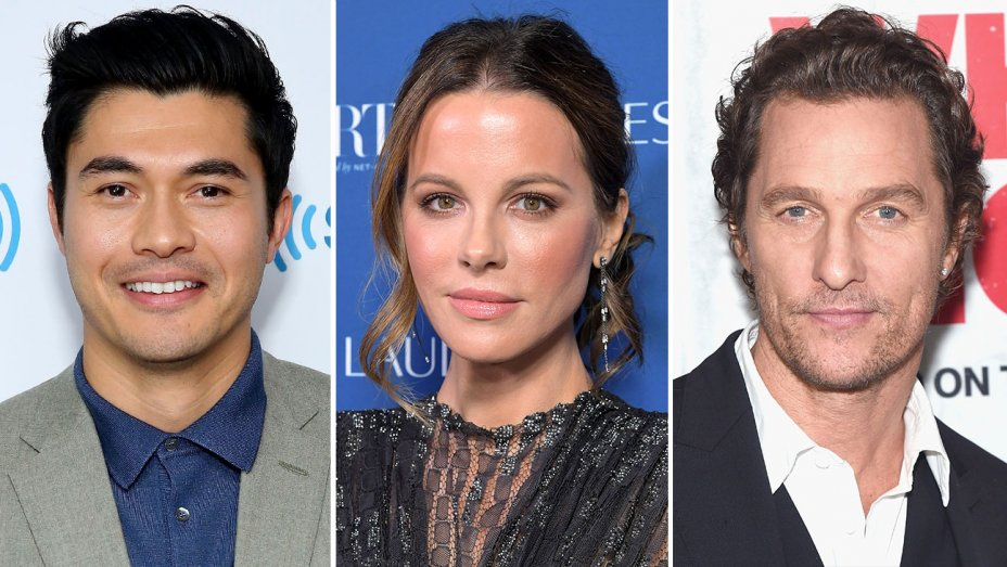 Henry Golding, Kate Beckinsale to Star in 'Toff Guys' From Guy Ritchie