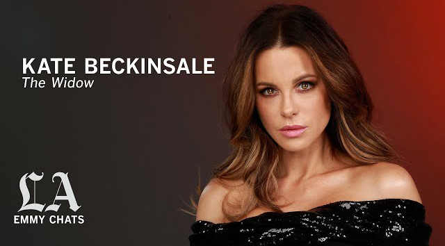 Kate Beckinsale on 'The Widow,' playing a vampire and her backup career