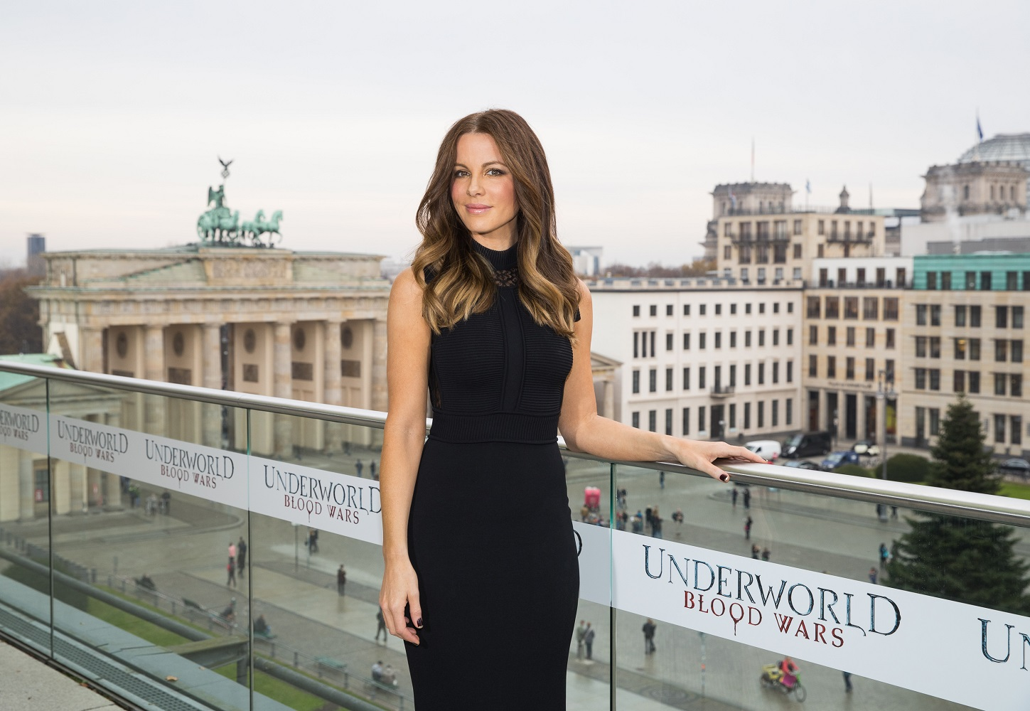 How Kate Beckinsale Peacefully Co-Parents With Her Ex