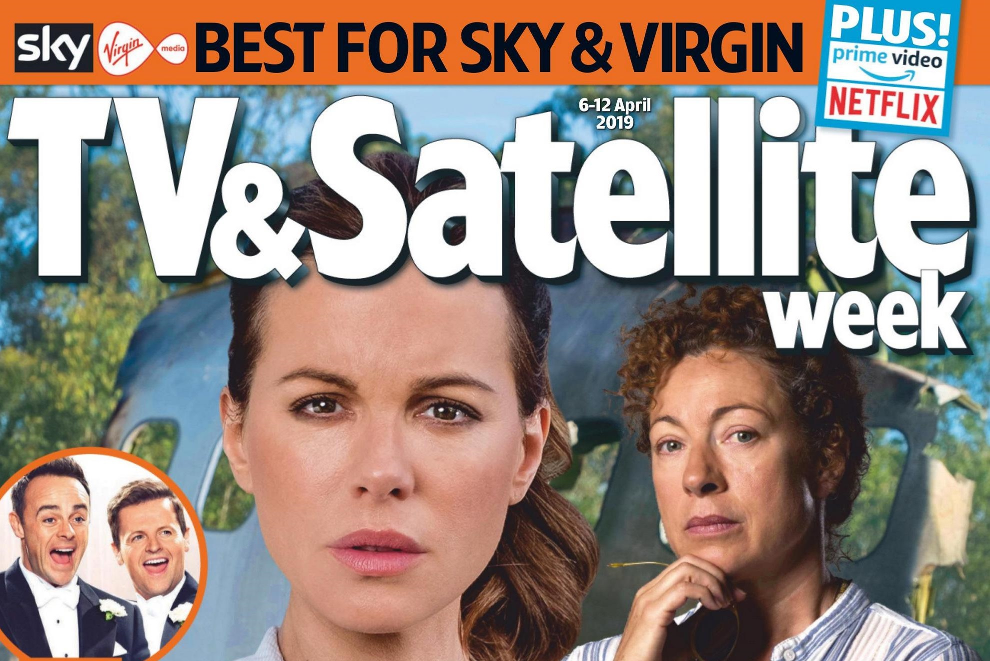 TV & Satellite Week – April 6, 2019