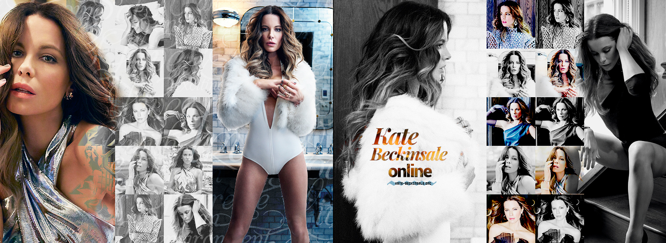 Kate Beckinsale Online New Look!