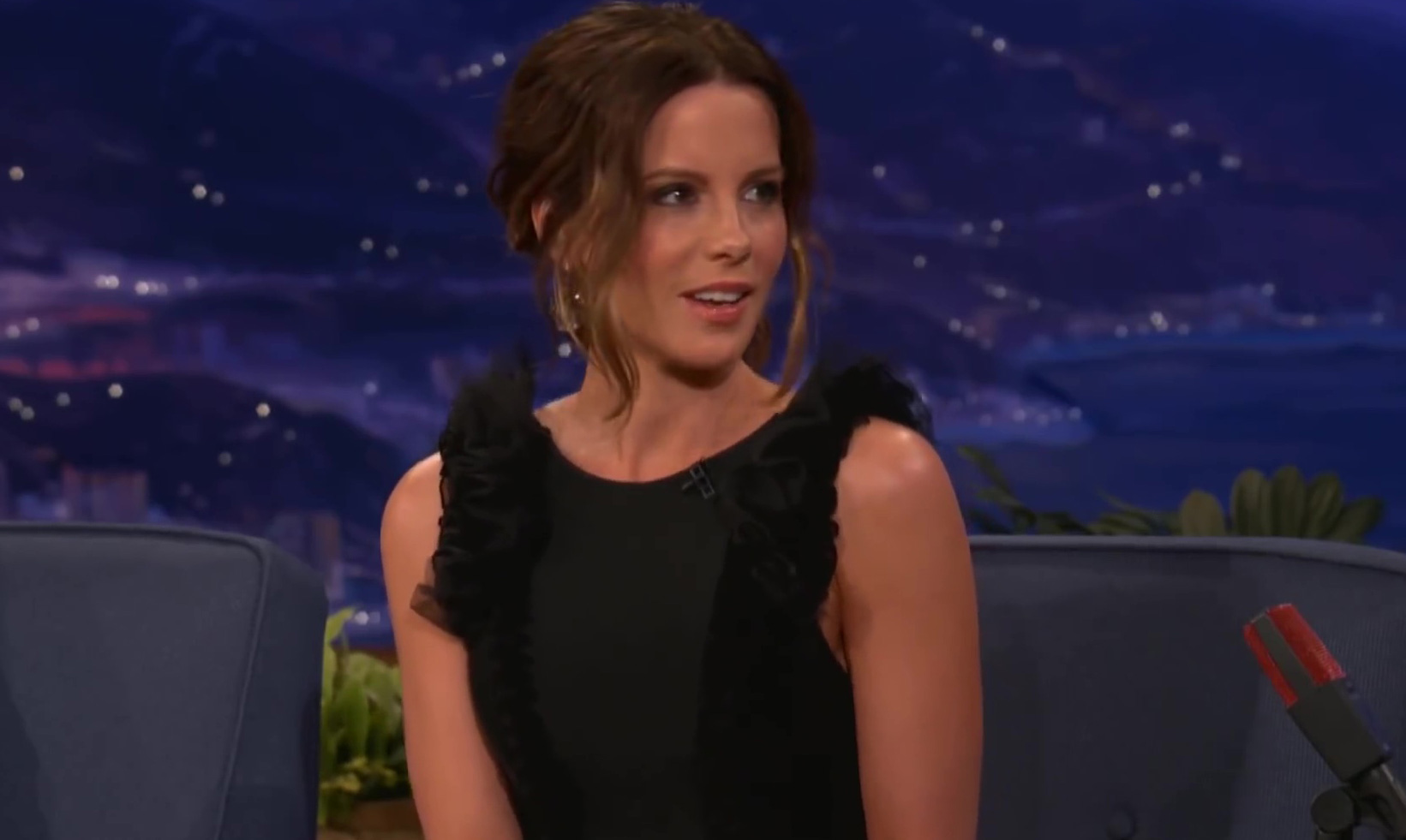 CONAN | Kate Beckinsale Almost Played The Three-Breasted Prostitute