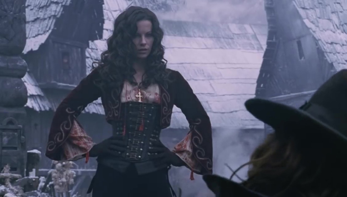 Van Helsing CLIPS: Welcome to Transylvania